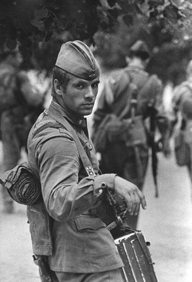 Vladimir Vjatkin. Soldier, 1973