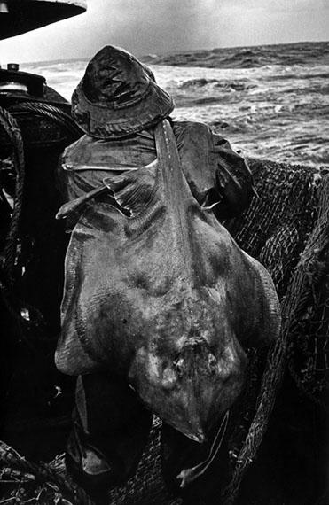 Yuri Krivonosov. In the North Sea, 1964