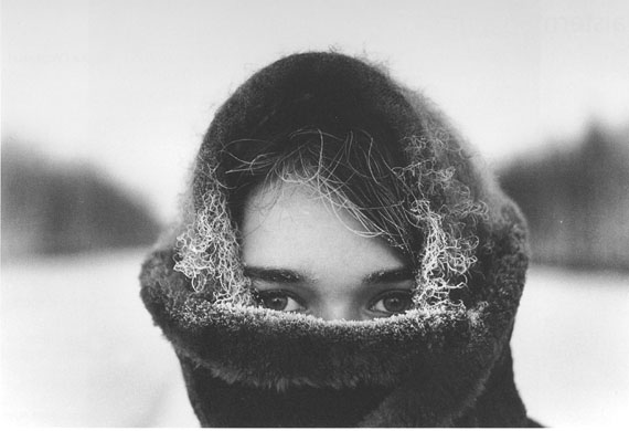 Yuri Lunkov. Winter, 1965