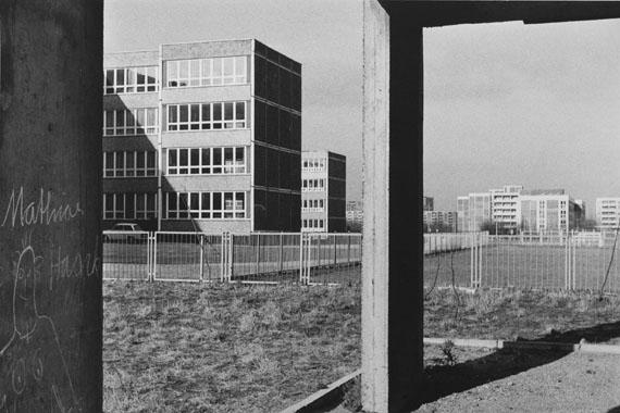 """Ulrich Wüst: aus der Serie """"Stadtbilder"""", 1979 - 1983 © Ulrich Wüst"""