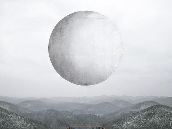 """Noémie Goudal: series """"Southern Light Stations"""", Station  II, 2015 © Noémie Goudal Courtesy Galerie Edel Assanti / Les Filles du Calvaire"""