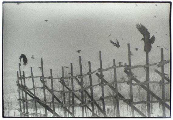 © Masahisa Fukase Archive 'Nayoro, 1977' Vintage silver print
