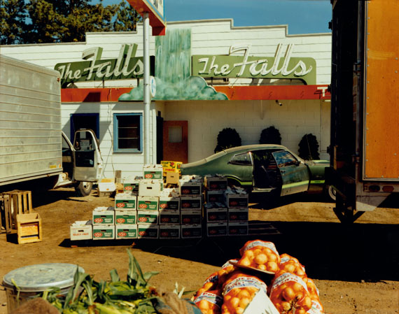 Stephen Shore: U.S. 10, Post Falls, Idaho, August 25, 1974
