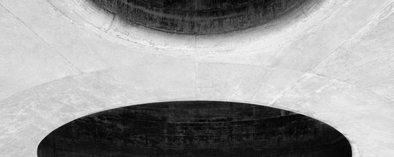 Aitor Ortiz: Destructures, 119, 2012, Fine Art Print on Hahnemühle photo paper, mounted on aluminum, Ed. 2, 50 x 125 cm
