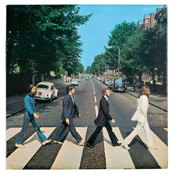 Iain Macmillan