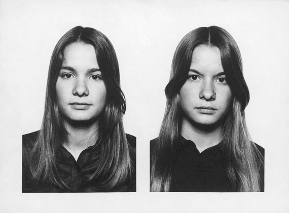 "From the series ""Doppelgänger"" (Look-alikes), 1975 