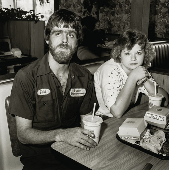 Rosalind Solomon: Whoppers, Chattanooga, Tennessee, USA, 1979