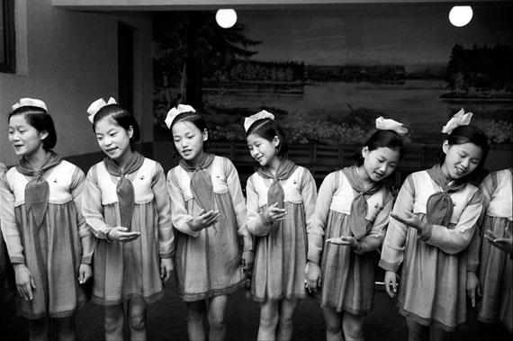 Hiroji Kubota: Pyongyang, North Korea, 1978 © Hiroji Kubota/Magnum Photos