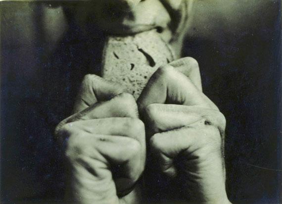 Alice Lex-Nerlinger: Hände reden 3, um 1928