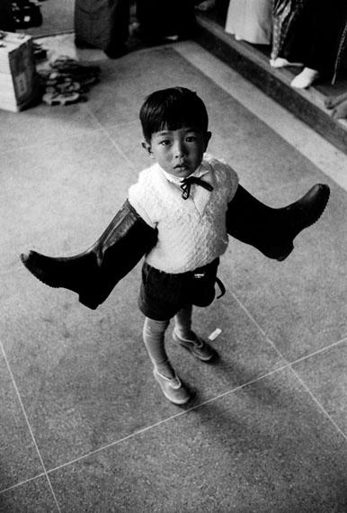 Robert Lebeck: Tokio, Japan 1961 © Archiv Robert Lebeck