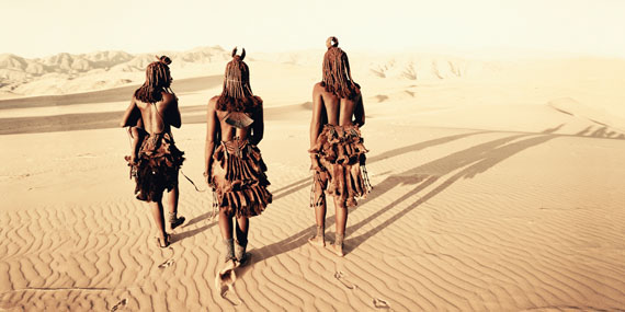 Himba, Hartmann Valley, Cafema
