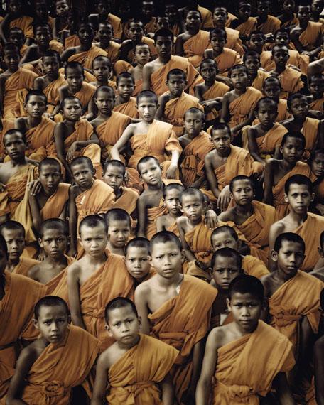 Tibetans, Buddhist Monks, Ganden MonasteryTibet 2011 © Jimmy Nelson Pictures B.V.