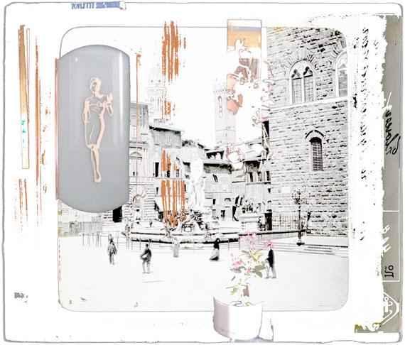 Firenze Bari, 2014, Framed Ultrachrome K3 Inkjet Print © f&d cartier