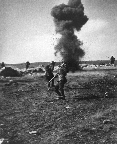 Anatoly Garanin. Death on the battlefield, 1941