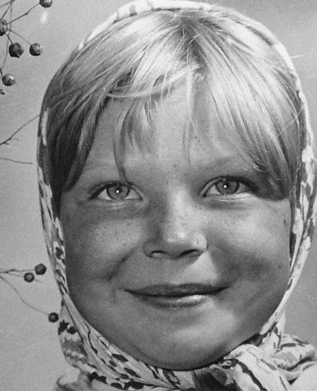 Semen Friedland. Volzhanochka, 1959