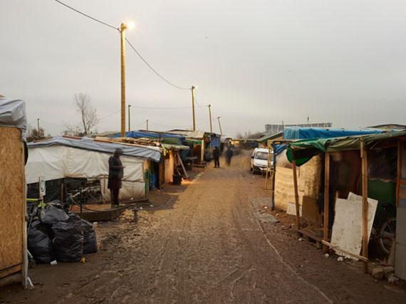 Calais, November 2015 © Henk Wildschut