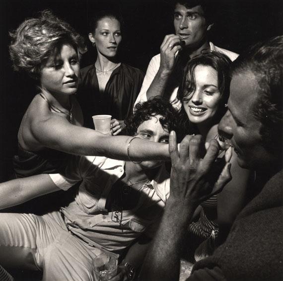Larry FinkUntitled, 1977Vintage, Gelatin Silver Print23,2 x 23,2 cm© Larry Fink