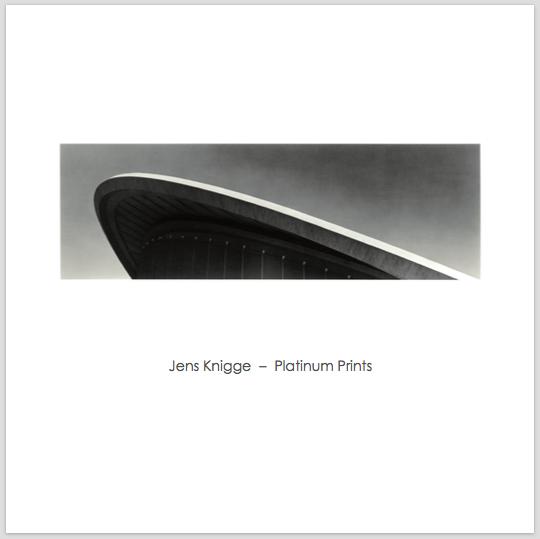 Jens Knigge - Platinum Prints