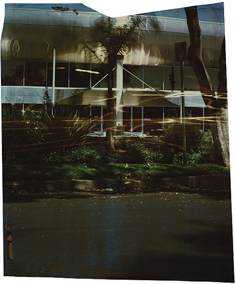 John Chiara: Bundy at Armacost (Variation B), 2012, Los Angeles seriesImage on Ilfochrome paper, 87 x 67.3 cm (34.25 x 26.5 inches), Unique photograph