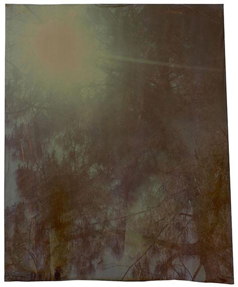 John Chiara, Mulholland: Cornell: Strauss, 2012, Los Angeles seriesImage on Ilfochrome paper, 84.5 x 66 cm (33.25 x 26 inches), Unique photograph
