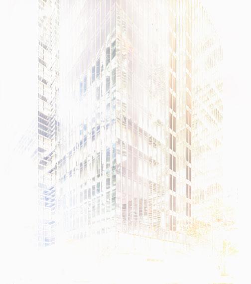 Andreas Gefeller: FR 31, from Blank, 2014, 150 x 133 cm, inkjet print, framed
