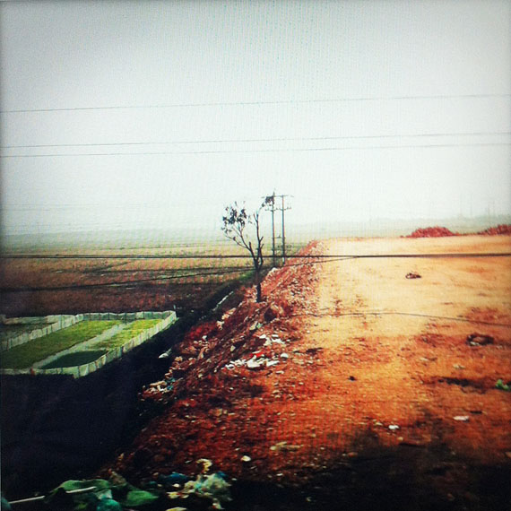 Sabine Wild: Vietnam_1354, 2012, 2Inkjetprint auf Hahnemühle Photorag / Aludibond, 60 x 60 cm, Ed. 5 + 1 A.P.