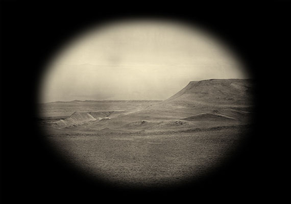 LUO DAN: When To Leave No.18 (2015) Silver Halide/Collodion/Acrylic. 110x77cm - Edition of 3; 160x110cm - Edition of 1