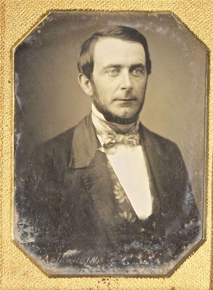 Mathew B. Brady (1822-1896), Portrait, 1848