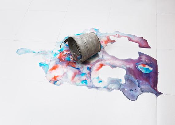 Sophie DumaresqAn Entropic Utopia, Overflow, 2015Pigment Ink Print, 89cm x 65cm, Edition of 3 + 1 AP