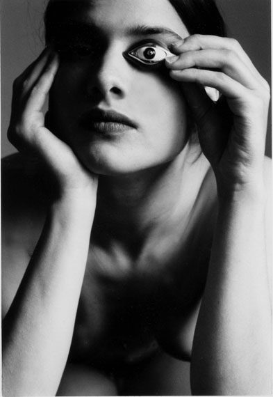 """© Karin Székessy: """"Das Auge (für P. W.)"""", 2000 / Courtesy Johanna Breede PHOTOKUNST"""