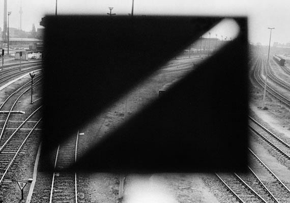 """Kurt Buchwald: aus dem Bildtableau """"Westhafen"""" Berlin, 1994"""