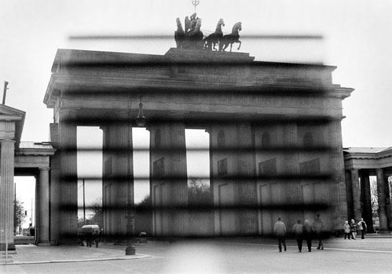 """Kurt Buchwald: aus der Serie """"End of History"""", Berlin, 1994"""