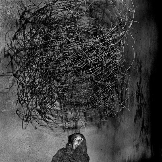 Roger Ballen: Twirling wires © Roger Ballen