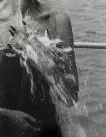 Florette, Monte Carlo Beach, August, 1953 © Ministère de la Culture - France / A.A.J.H.L. Courtesy Michael Hoppen Gallery