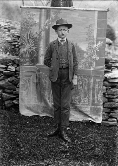 Portrait of a Boy, Bleniotal© Fondazione Archivio Fotografico Roberto Donetta, Corzoneso