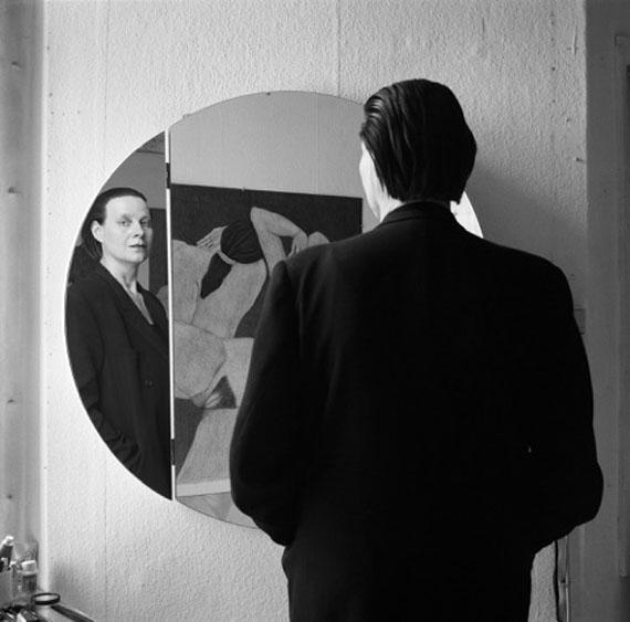 © Birgit Kleber, 'Ulrike Bock' 1988 / Courtesy Johanna Breede PHOTOKUNST