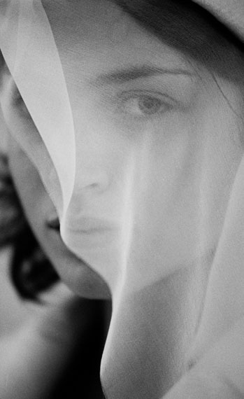 © Donata Wenders, 'The Veil', Paris 2002 / Courtesy Johanna Breede PHOTOKUNST