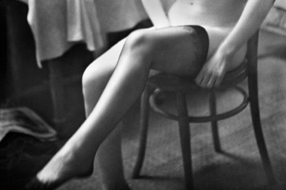 © René Groebli, o. T., aus der Serie 'Das Auge der Liebe' 1953 / Courtesy Johanna Breede PHOTOKUNST