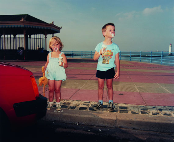 Lot 193MARTIN PARR (* 1952)The Last Resort (New Brighton, Merseyside), 1983-1986Chromogenic print, signed € 2,800 / € 4,000 – 5,000