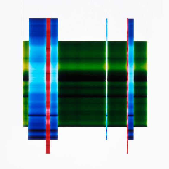 Karl Martin Holzhäuser180.8.2004, 2004Aus der Serie: Lichtmalerei