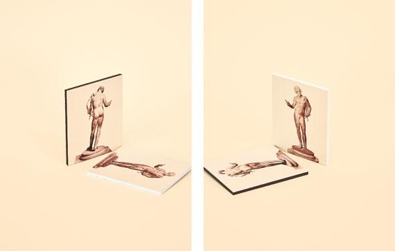 Samuel Henne: »untitled (Narcissus juxtaposed)« aus »constellation«je 42 x 32 cm, 2013/2014 © Samuel Henne