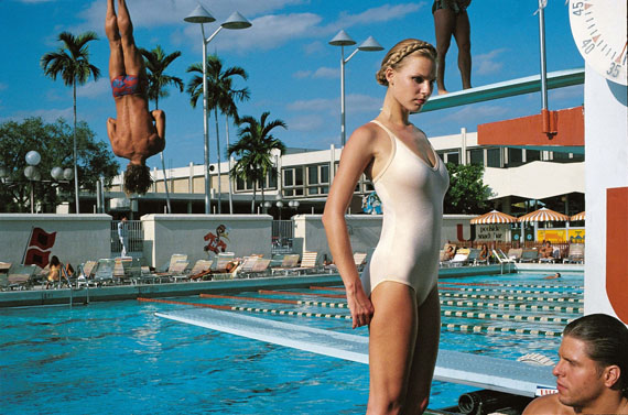 Arena New York Times, Miami 1978 © Helmut Newton Estate / Maconochie Photography