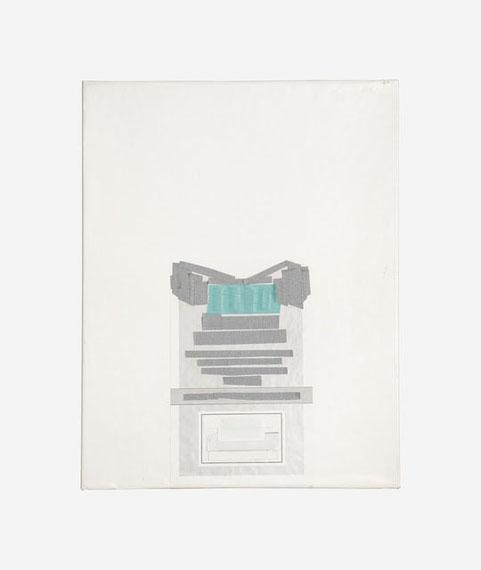 Standard Size #8197, 2014. Archival pigment print. 16 × 13 1/2 in© Andy Mattern, courtesy elizabeth houston gallery