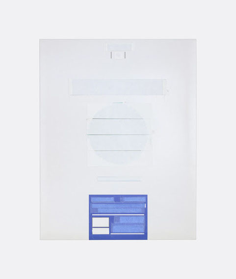 Standard Size #8855, 2014. Archival pigment print. 16 × 13 1/2 in© Andy Mattern, courtesy elizabeth houston gallery