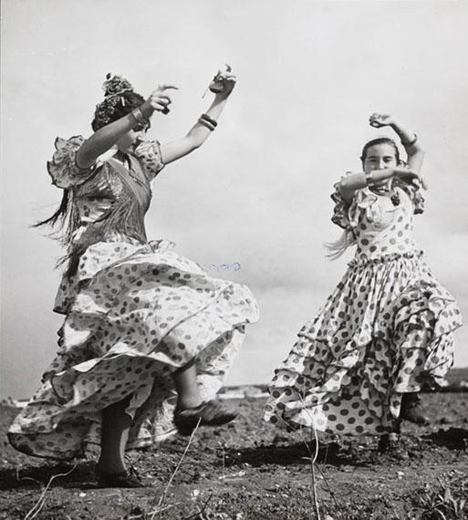 Regina Relang: La Sevillana, Sevilla, 1939 © Münchner Stadtmuseum Sammlung Fotografie Archiv Relang