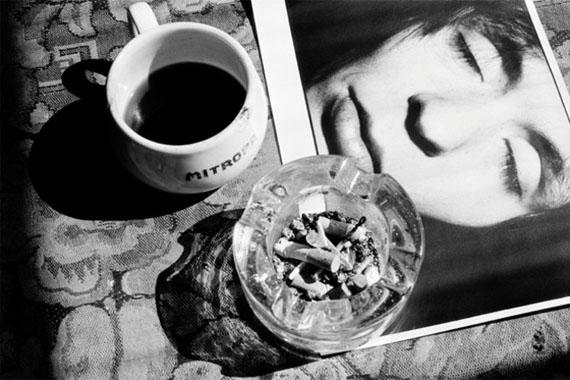 Tina Bara: Stillleben bei Martin, 1986
