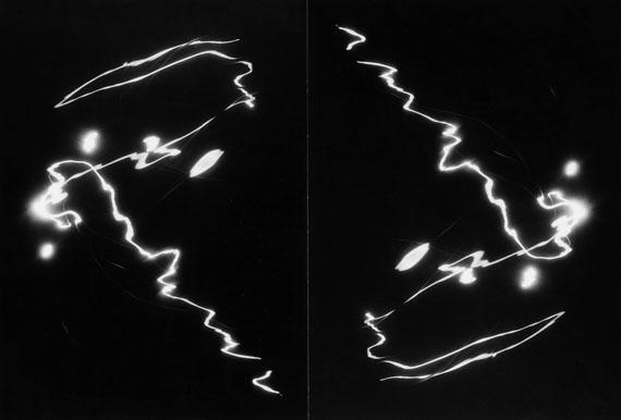Peter Keetman Lichtspiegelung im Wasser, 1950Silbergelatine-Abzug23,3 x 33,9 cm© Stiftung F.C. Gundlach
