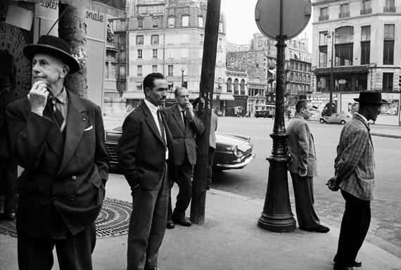 Place Clichy, Paris, 1961© Bernard Larsson
