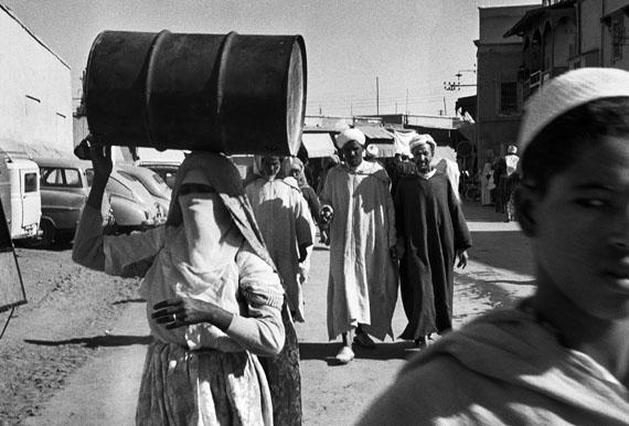 Marrakech, Marokko, 1961© Bernard Larsson