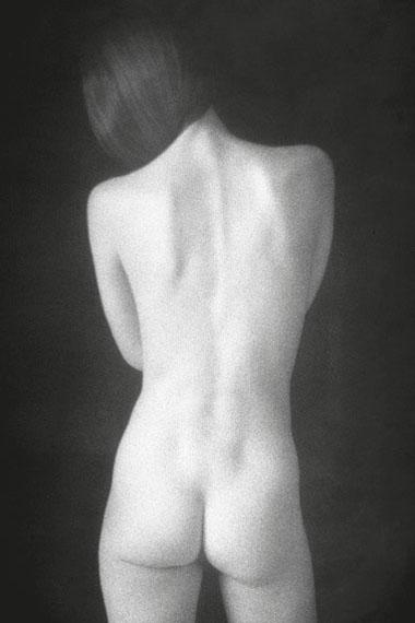 René Groebli: Nude #765, 2001Gelatin silver print, 50 x 40 cm, edition of 7